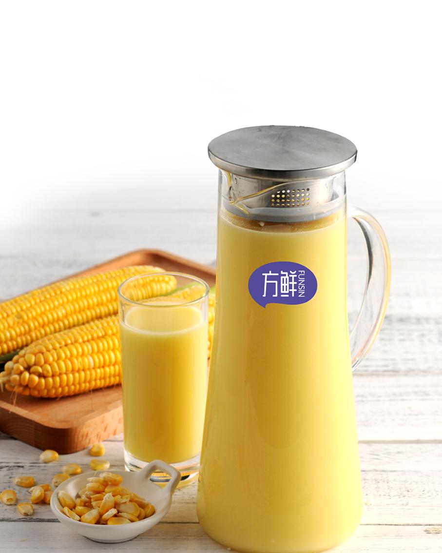 黄金玉米汁